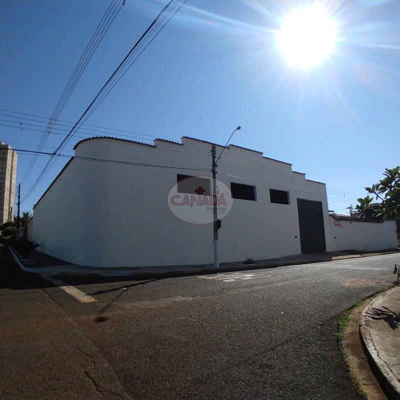 Imóvel: Salao em Ribeirao Preto no Bairro Jardim Zara