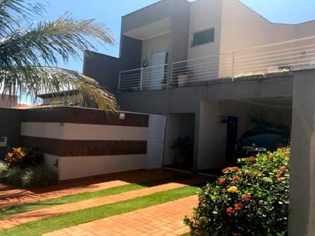 Imóvel: Casa Em Condominio em Ribeirao Preto no Bairro Nova Aliança