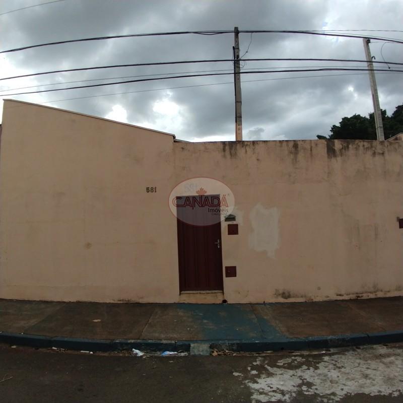 Imóvel: Casa em Ribeirao Preto no Bairro Presidente Dutra