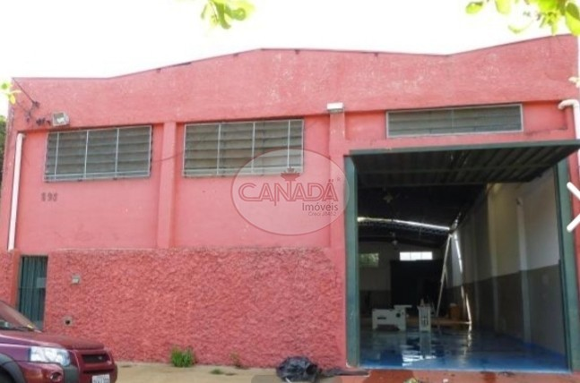 Imóvel: Galpão em Ribeirao Preto no Bairro Vila Mariana