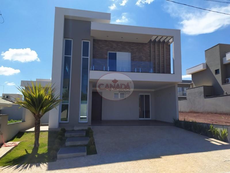 Imóvel: Casa Em Condominio em Ribeirao Preto no Bairro Condominio Vila Romana
