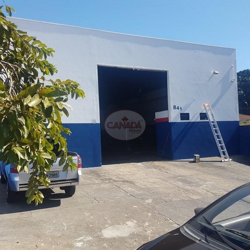 Imóvel: Galpão em Ribeirao Preto no Bairro Campos Eliseos