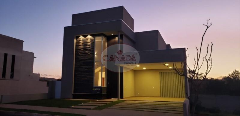 Imóvel: Casa Em Condominio em Ribeirao Preto no Bairro Vila Do Golfe