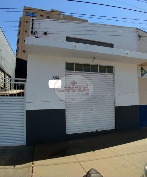 Imóvel: Salao em Ribeirao Preto no Bairro Jardim Palma Travassos