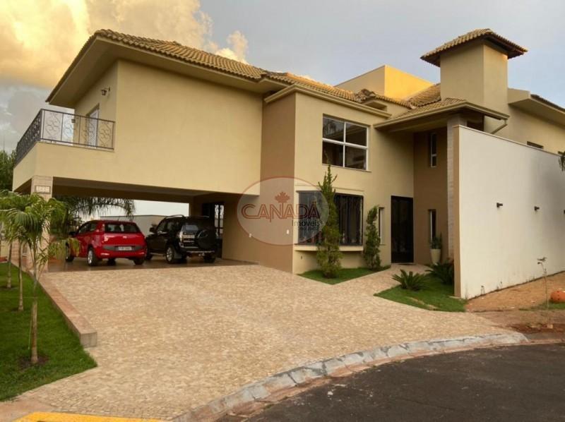 Imóvel: Casa Em Condominio em Ribeirao Preto no Bairro Saint Gerard