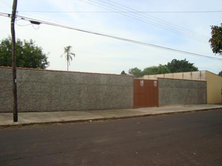 Imóvel: Terreno em Ribeirao Preto no Bairro Vila Mariana